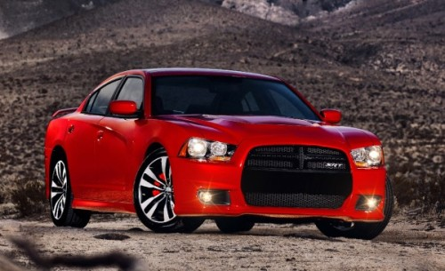 Dodge  estimates that the 2012 Charger SRT8 can hit 60 mph in less than 5 seconds, reach  the quarter mile in under 13 and possess a top speed of 175 mph. In  handling, the car is expected to pull 0.88g of lateral acceleration on  the skidpad.