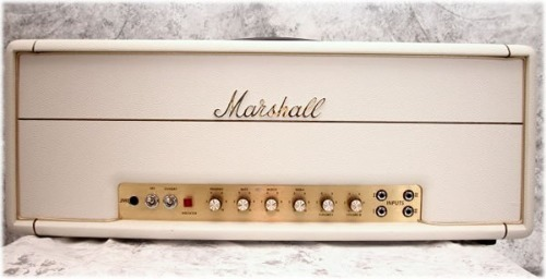 1972 Marshall Super Lead guitar amp