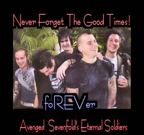 Remember A7X family <3