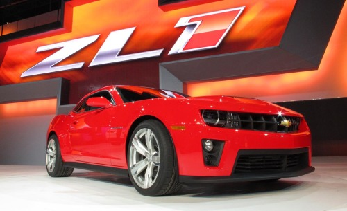 Chevrolet Camaro ZL1 (LIVE from 2011 Chicago Auto Show)