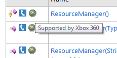 Apparently MSDN documentation now indicates which .NET members are supported by Xbox 360.
