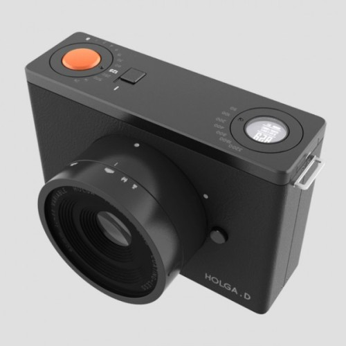 A digital Holga? No way!!!!! Check it out!