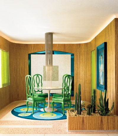 I thoroughly endorse any room that features a cactus.