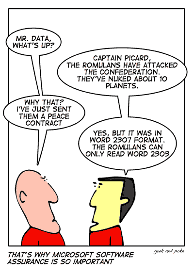 I just found the worst Star Trek comic