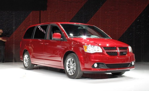 "Behold the 2011 Dodge Grand Caravan R/T, known internally as the ""Man Van."" Dodge president and CEO Ralph Gilles is an unrepentant gearhead. So anything he touches has to have a performance component to it. Even minivans. That's right, the poster child for soccer moms everywhere, the minivan, has received an injection of testosterone."