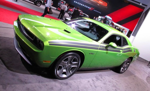 The 2011 Dodge Challenger R/T Classic features a performance tuned suspension and a tweaked 5.7-liter Hemi V-8 with a cold air intake that produces 375 bhp in manual trim and 372 bhp with the 5-speed automatic.