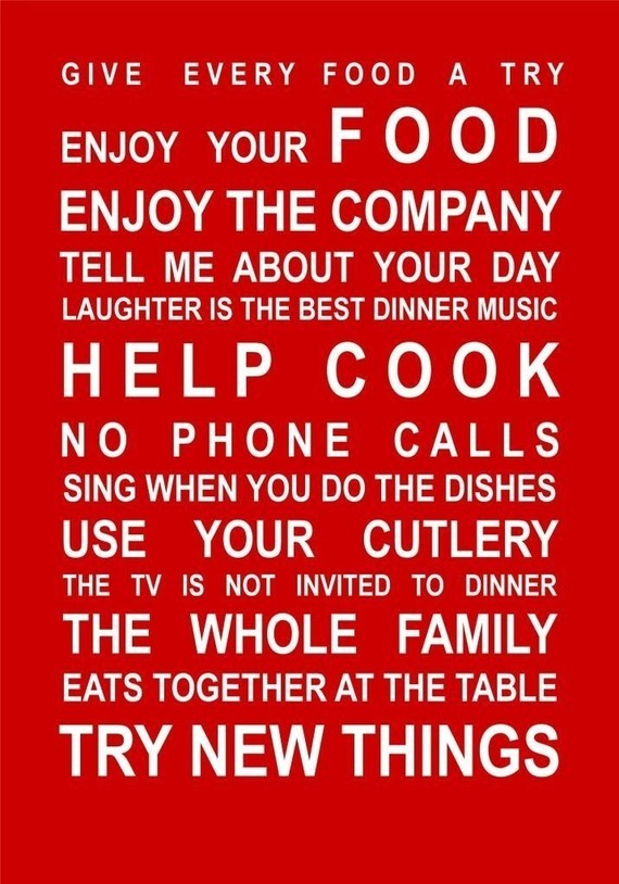 life-love-laughter:  Kitchen Rules Poster {via etsy}  These were totally unofficial rules in my family!