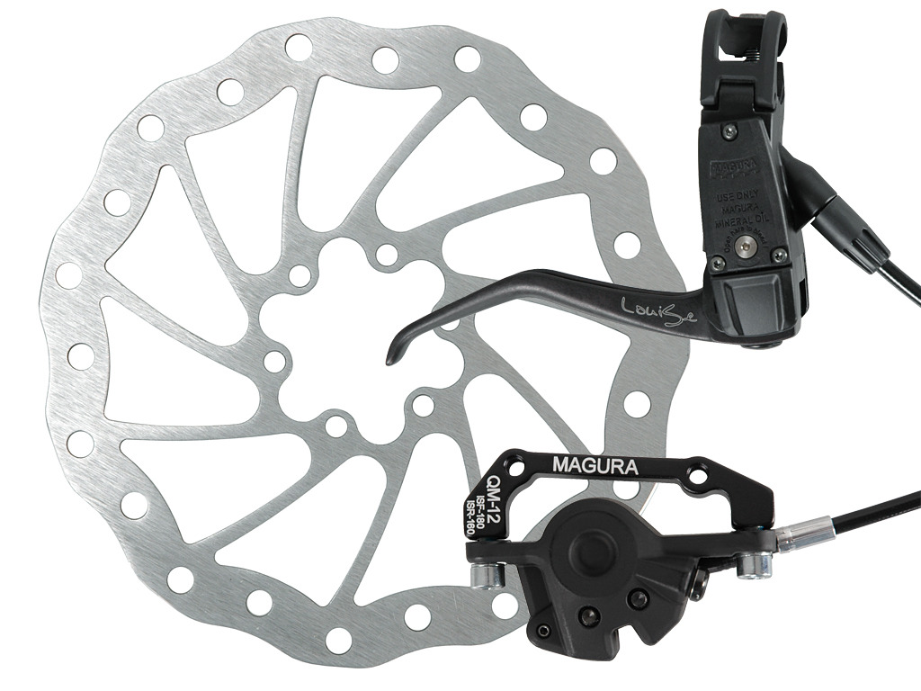 Anyone have any experience with Magura Louise brakes?