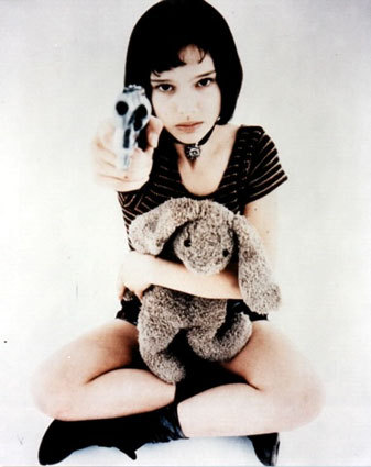 Best Actress Nominee Natalie Portman in The Professional (1994)