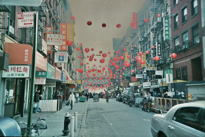 hazor:  China Town Alley (by Noah CEOah)