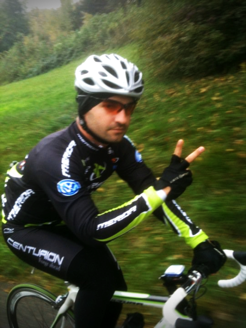 Timo Glock: How to make bike riding 'gangsta'