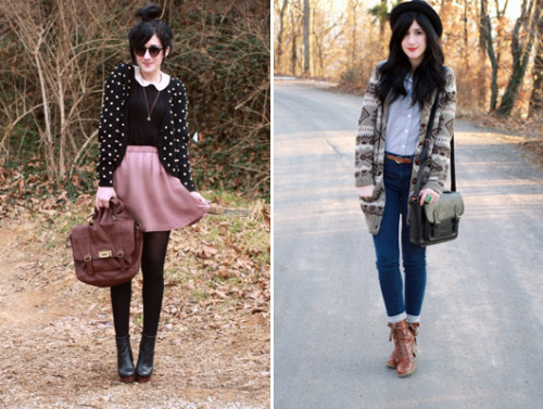 Our current Blogger of the Moment, Flashes of Style, is too cute for words!
