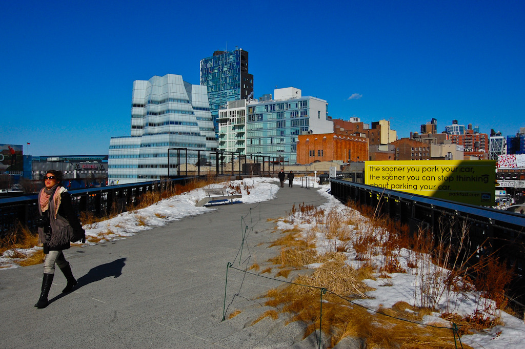 High Line Park10th Avenue & West 18th Street (map)