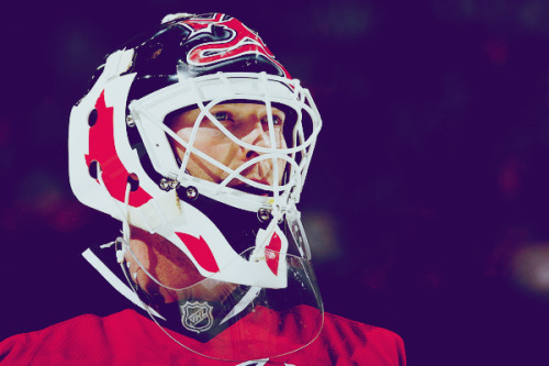 blergosaurus:  Yan's Top 5 Hockey Heroes of All Time | Martin Brodeur I started playing hockey because of him.
