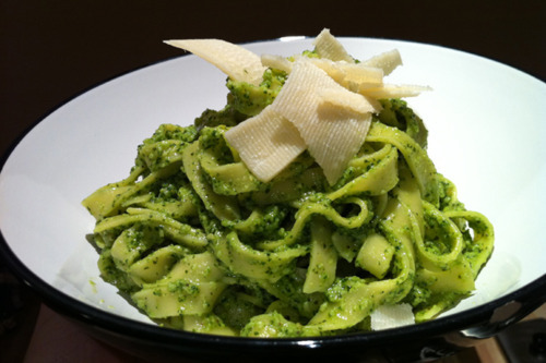 Fully Fresh Pesto Pasta - Go Cook Yourself