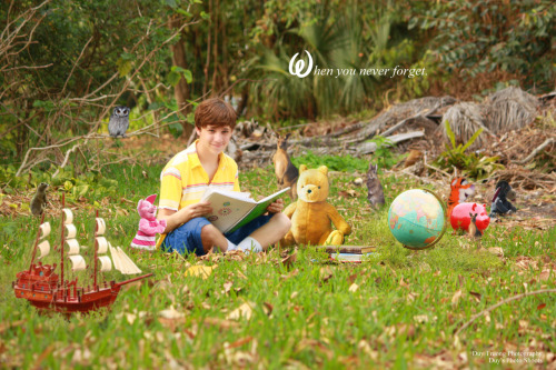 Photographer: Me: Duy Raffi Mikelstein as Christopher Robin Costume by me.