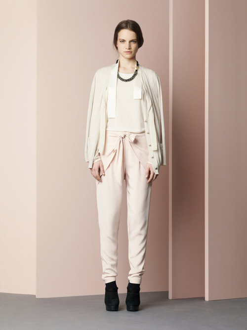 3.1 Phillip Lim Pre-Fall 2011, defs one of my fave pre-fall collections.