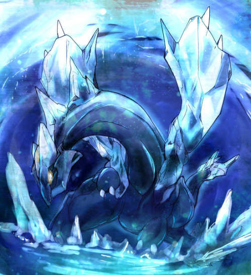 I can't be the only one who loves Kyurem already