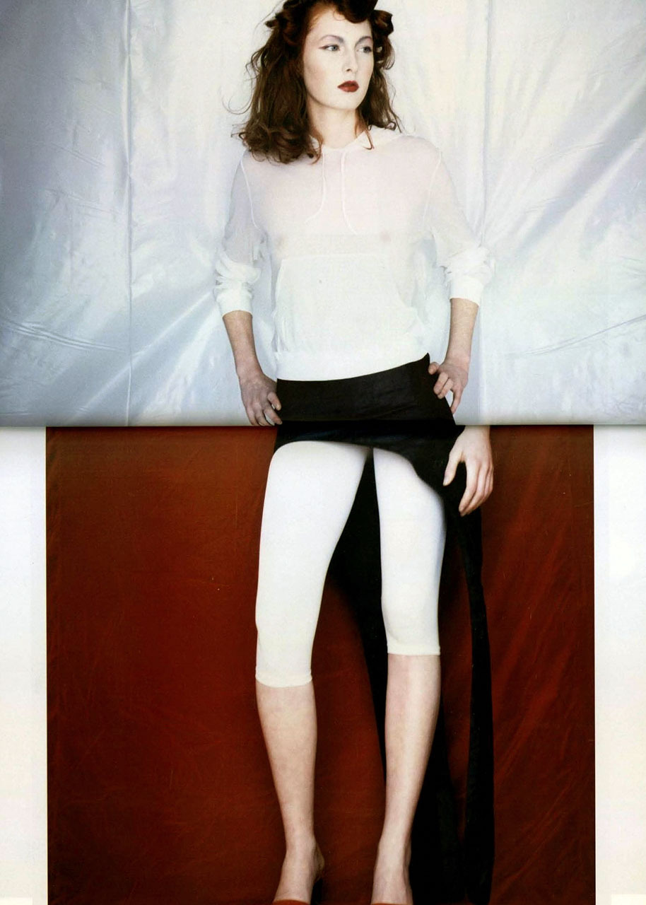 techno sport (chic) photography tziago magni styling john hullum jalouse, february 1998