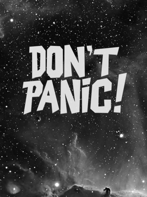 Don't Panic! Thanks to Gizmo