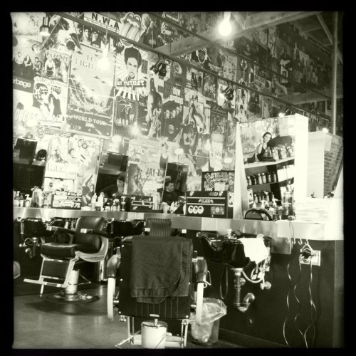 Barbershop, Hollywood.