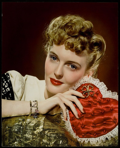 MCCALL STYLE & BEAUTY (1939) by Nickolas Muray from the George Eastman House Collection