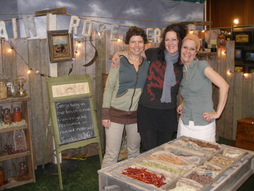 Good Earth Home, Garden, and Living Show 2011!