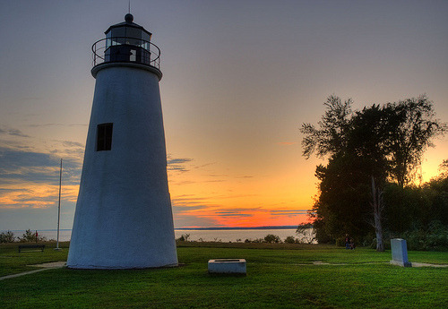 Turkey Point Lighthouse, Maryland