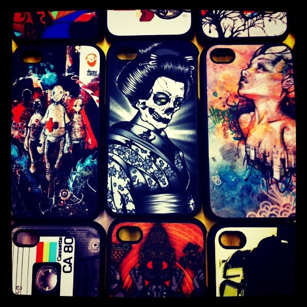 #palehorse #Zazzle #Artsprojekt #apple #iPhone #iphone4 #speck #fitted #case (Taken with instagram)