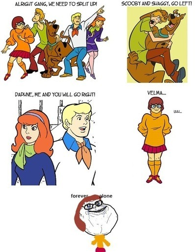 I understand you, Velma♥