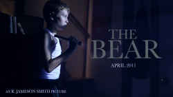 Promo for my upcoming film, The Bear.