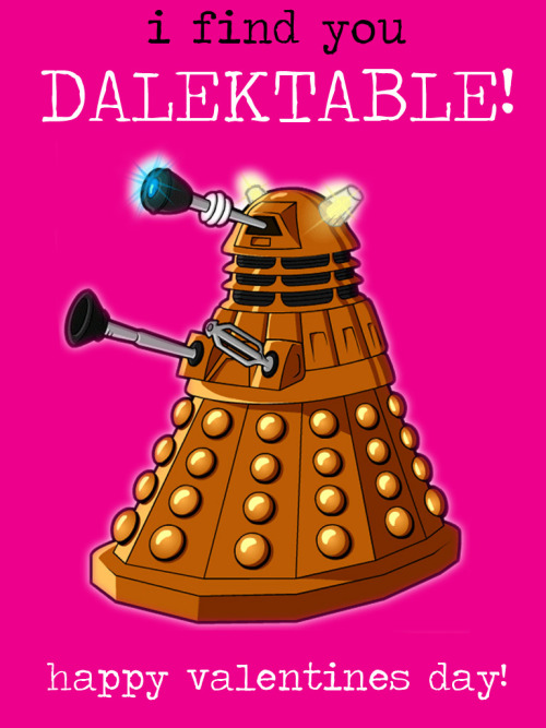 I find you DALEKTABLE!