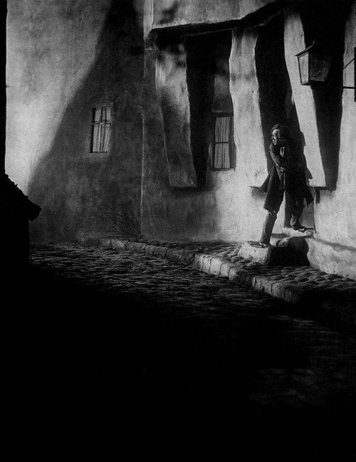 The Student of Prague (1926, dir. Henrik Galeen) All sins cast long shadows.