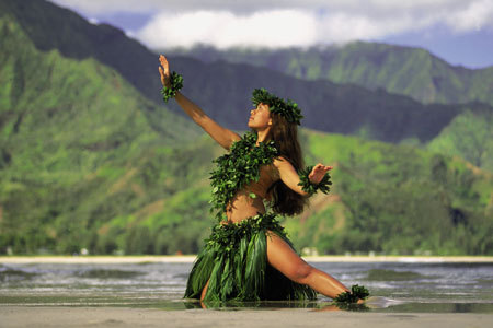 I love hula kahiko.  I love the power and grace that goes into it.  The stories behind the hula are sometimes so powerful it gives you chicken skin.  I LOVE kahiko night during Merrie Monarch.  I hope I can make it up to Big Island this year to watch my sister dance in person and not on the tv.