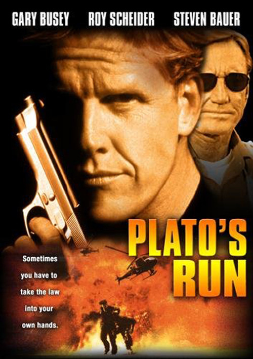 Plato's Run (1997) Dan, Ben and Sam are sitting down for Big Box Club 2: Gary Busey - featuring three Busey classics on VHS. First up is this amazing piece of cinema starring Busey as Plato Smith. Follow #bigboxclub on Twitter for all the action…