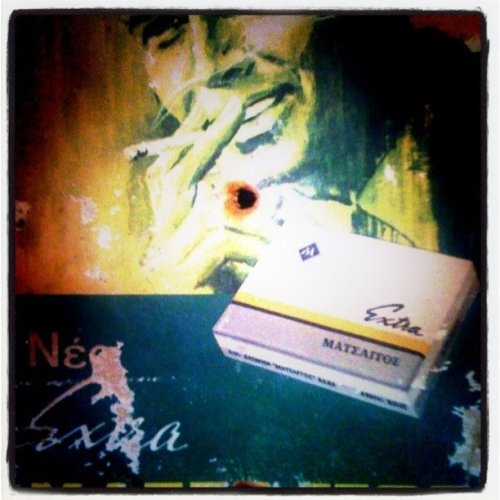 #retro #cigarettes (Taken with instagram)