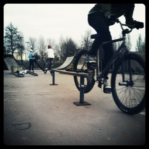 carlitosrimini:  Lucio Grind (Taken with instagram)