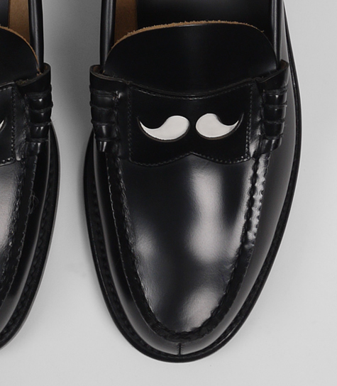 thestylebuff:  Mr Bathing Ape slip on Loafer made by Regal