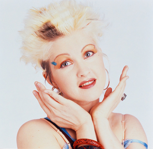 Cyndi Lauper - 1988 (High Resolution)