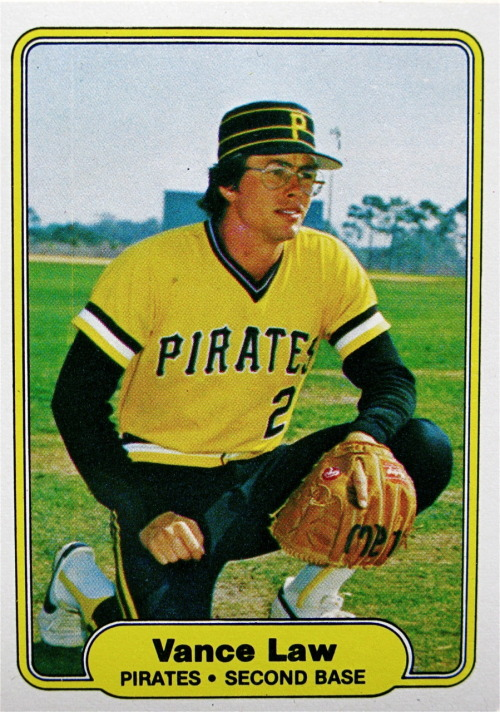 I scored 11 runs in 25 games in 1980.