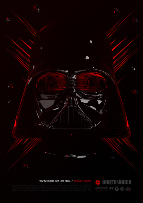 alwaysbaked:  star wars tribute « thaeger
