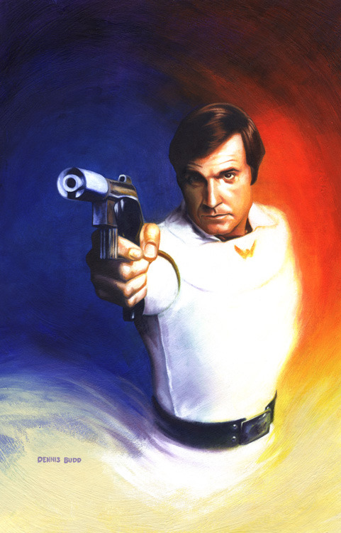 "William ""Buck"" Rogers - by Dennis Budd"