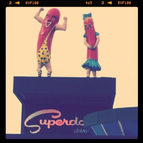 Superdawg  (Taken with instagram)