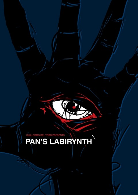 Pan's Labyrinth by Jacek Rudzki topherdaniel's request