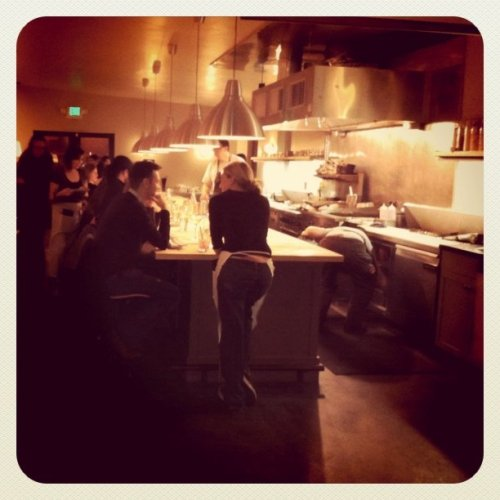 Dinner at Revel (Taken with Instagram at Revel)