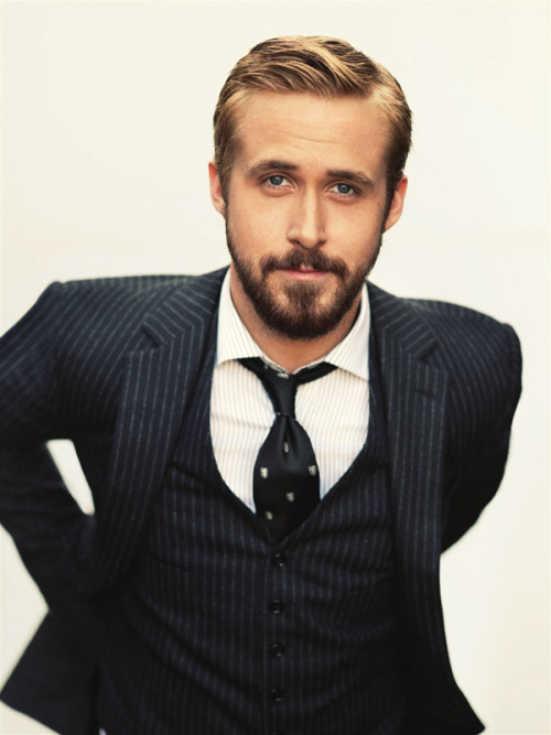 fuckyeah-heartthrobs:  Hottie | Ryan Gosling |