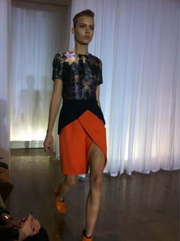 teenvogue:  Clever functional dressing hybrids at Preen, photographed by Gloria Baume