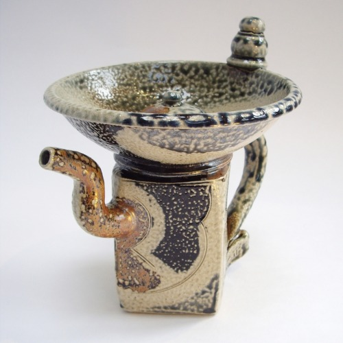 Peter Meanley: Teapot