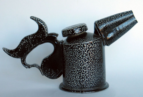 Peter Meanley: Ceramic Teapot #3