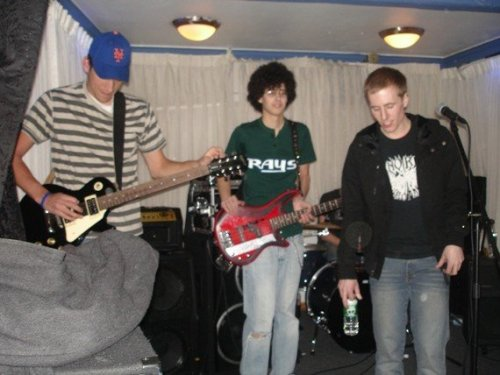it is crazy to think of where this band started.  played our first show on March 18th, 2007 selling (aka BEGGING) 15-20 of our friends and family to come see us play for the first time.  Here we are now, with great fans and friends all over the place that share in our message and the music.  Just finishing up writing songs with someone who, 7 years ago was headlining a show i bought tickets to at Irving Plaza and who is now a huge musical influence on all of us. In no way do I feel like we have done all we can.  I am excited to keep doing this, keep meeting people, spread the message, and play real music that people can feel and hold on to.  Im am proud of what I am doing, and am excited for where we can take this band.  Love Only.